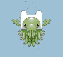 Finn Cthulhu One Piece - Short Sleeve