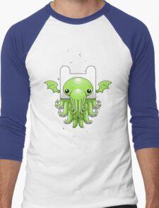 Finn Cthulhu Men's Baseball ¾ T-Shirt