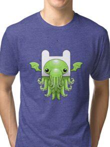 Finn Cthulhu Tri-blend T-Shirt