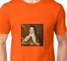 Teresa of Avila 1515-2015 by Rubens Unisex T-Shirt
