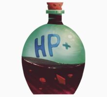 Health Potion by NickSutherland