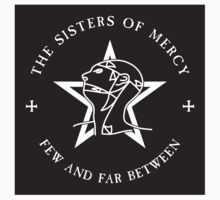 Sisters of Mercy Plain-Sticker Only by VeritasEst