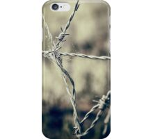 Pointy Droplets iPhone Case/Skin