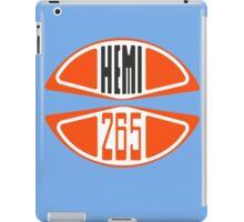 Hemi 265 iPad Case/Skin