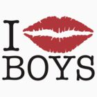 i kiss boys by chromatosis