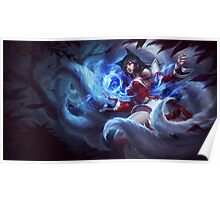 Ahri - New SplashArt Poster