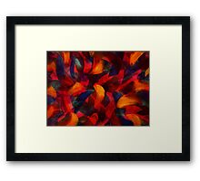 The Fullness of Empty Space Framed Print