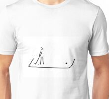 Mini-golf golf Garden golf Road golf Unisex T-Shirt