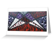 Searching For Sin City Greeting Card