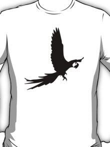 Flying parrot T-Shirt