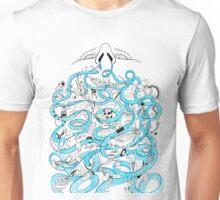 Creation of the world Unisex T-Shirt