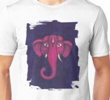 Elephant. Lord Ganesha.  Unisex T-Shirt