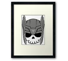 Coolavera Thor Framed Print