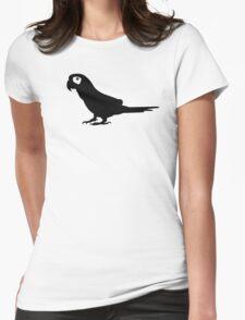 Parrot bird Womens Fitted T-Shirt