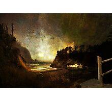 Oregon Beach Photographic Print