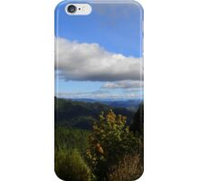 Above it all iPhone Case/Skin