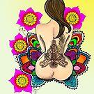 The Goddess by bajidoo