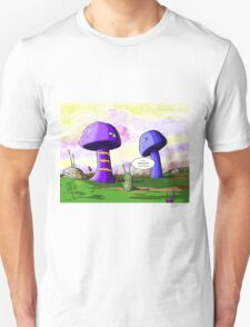 Slugbert's World T-Shirt