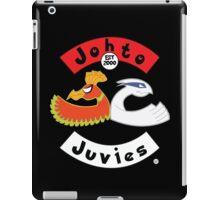 Johto Juvies iPad Case/Skin