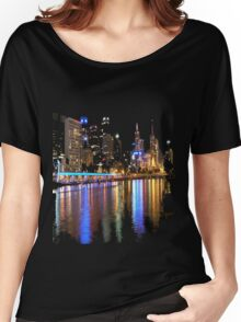 T Colour My City Women's Relaxed Fit T-Shirt