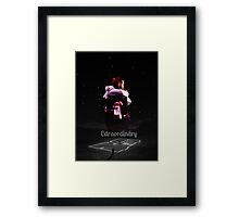 Meredith and Derek - Extraordinary Framed Print