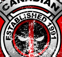 Wilson Firehouse Sticker