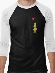 walk your heart Men's Baseball ¾ T-Shirt