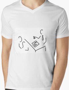 notary public lawyer Mens V-Neck T-Shirt