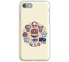 Mario Essentials iPhone Case/Skin