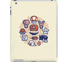 Mario Essentials iPad Case/Skin