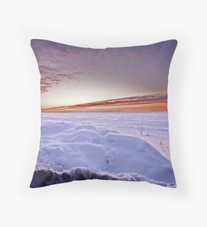~ Waitin On The Evening Sun ~ Throw Pillow