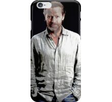 Iain Glen 1 iPhone Case/Skin