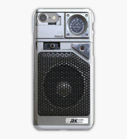 Audio Sonic TK-41 iPhone Case/Skin