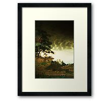 MOTHER Framed Print