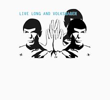 Live Long and VW - By SUMO Unisex T-Shirt