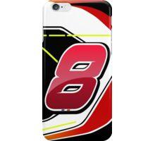 Grosjean 8 iPhone Case/Skin
