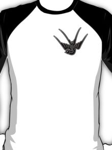 Black Swallow T-Shirt