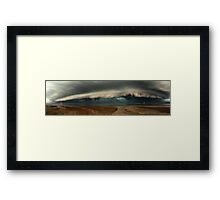 Woody Point Pano Framed Print