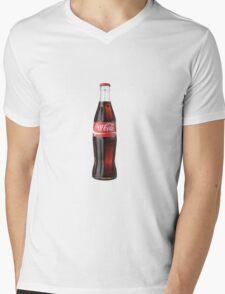 Coke Mens V-Neck T-Shirt