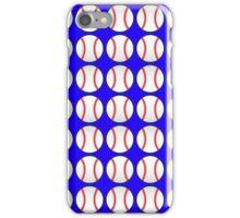 BASEBALL-2 iPhone Case/Skin