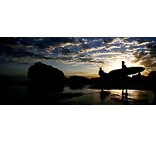 Soul Surfing Photographic Print