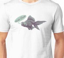 Quoth the Fish Nevermoor Unisex T-Shirt