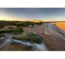 The Rush of the Powlett River Photographic Print