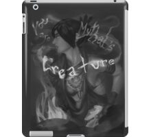 Morrigan, Creature of Mythal iPad Case/Skin