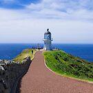 Cape Reinga by Stephen Johns