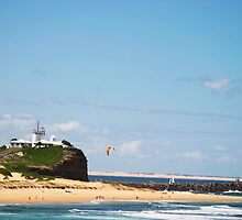 NOBBYS HEADLAND by MIGHTY TEMPLE IMAGES