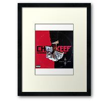 Chief Keef - Sorry 4 The Weight Framed Print