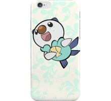 Fancy Oshawott iPhone Case/Skin
