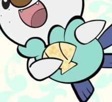 Fancy Oshawott Sticker