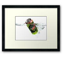 Energy!! Framed Print
